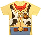 Disney Toy Story I Am Woody Mens Costume T-Shirt