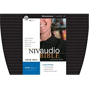 NIV Audio Bible - Zondervan