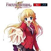 FORTUNE ARTERIAL フォーチュンアテリアル 赤い約束  Blu-ray 第1巻
