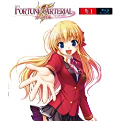FORTUNE ARTERIAL �t�H�[�`�����A�e���A�� �Ԃ���  Blu-ray�@��1��