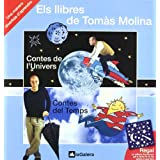 Pack Molina (Contes del temps / Contes de l'Univers) (Lectors iniciats)