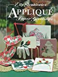 Applique Paper Greetings (0891458980) by Sienkiewicz, Elly