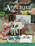 Applique Paper Greetings (0891458980) by Sienkiewicz, Elly