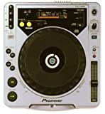Pioneer CDJ-800 デジタルターンテーブルCDプレーヤー (シルバー)