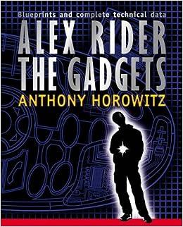 Alex rider the gadgets anthony horowitz for Alex co amazon