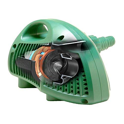 Best deals tetrapond debris handling pump dhp3600 199 for Best pond pump for small pond