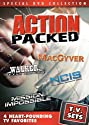 TV Sets: Action Packed (Full) (WS) [DVD]<br>$338.00