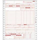 UB-04 Hospital Claim Form 1-Part Continuous (2,500/case)