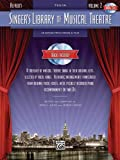Alfred Publishing Staff Singer's Library of Musical Theatre, Vol 2: Tenor Voice (Book & 2 CDs)