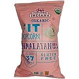 FIT Popcorn - Organic - Himalayan Pink Salt - Gluten Free - Non GMO - 100% Whole Grain - 10 Oz Bag