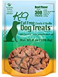 Fat Free Dog Treats, Natural, Healthy (8 Oz. And Over 300 Treats)(Beef Flavor)