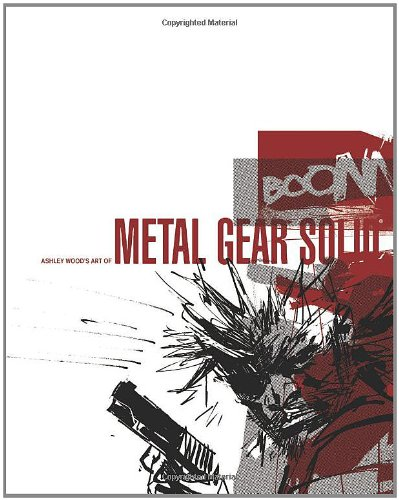 Art of Metal Gear Solid HC (Metal Gear Comic compare prices)