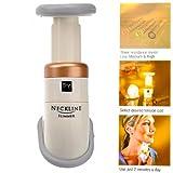 Foxnovo® Portable Neckline Slimmer Neck Line Exercise Thin Chin Jaw Massager