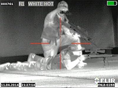 Armasight Predator 336 2-8x25 (30 Hz) Thermal Imaging Weapon Sight, FLIR Tau 2 -336x256 (17 micron) 30Hz Core, 25mm Lens by Armasight Inc.