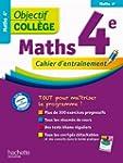 Objectif coll�ge - Maths 4e