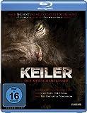 echange, troc Keiler - Der Menschenfresser [Blu-ray] [Import allemand]