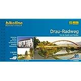 Bikeline Drau-Radweg: Von der Quelle nach Maribor. Radtourenbuch 1 : 50 000, 360 km, wetterfest/reißfest, GPS-Tracks-Download
