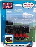Mega Bloks Diesel Buildable Character (Thomas & Friends)