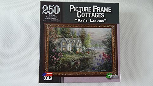 Victorian style Bay's Landing 250pc Puzzle - 1