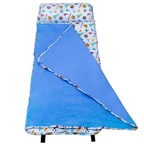 Olive Kids Game On Easy Clean Nap Mat