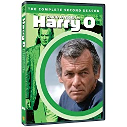 Harry O: The Complete Second Season