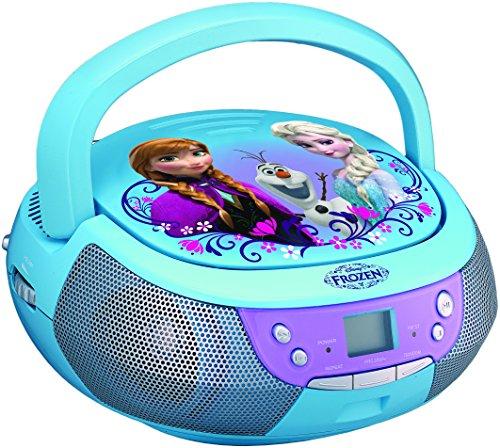 GPX BC232R CD Boombox with AM/FM Radio
