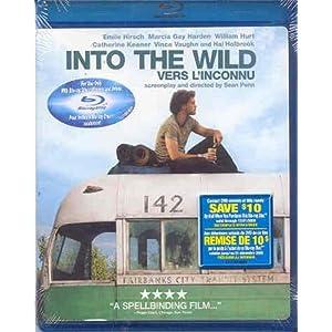 Wild Kristen Stewart on Into The Wild  Blu Ray   Blu Ray   2010  Emile Hirsch  Kristen Stewart