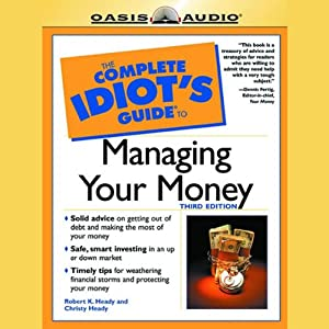 The Complete Idiot's Guide to Managing Your Money Audiobook