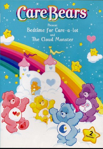 Care Bears #108: Bedtime For Care-A-Lot And The Cloud Monster front-338898