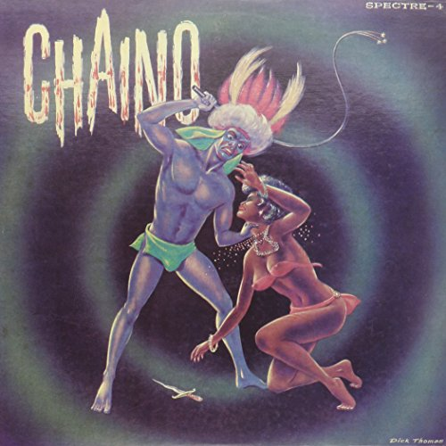 Kirby Allen Presents Chaino: Eyes of the Spectre [Vinyl] (Kirby And Allen compare prices)