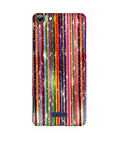 PickPattern Back Cover for Micromax Canvas Selfie 3 Q348