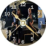 Lady Antebellum Novelty Cd Clock + Free Desktop Stand