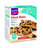 South Beach Diet Meal Bars, Peanut Butter Chocolate Chip, 1.58 Ounce, 5 Count (Pack of 8)