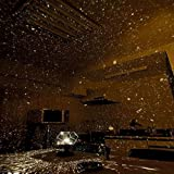 UZZO Romantic Star Projector Lights Lamp Astrostar Astro Star With The Constellation Laser Projector Cosmos Light Lamp,Assembly By Yourself