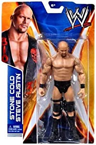 WWE Basic Series Steve Austin Figure