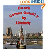Death Comes Quickly (The Inspector Harper Series)