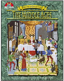 History of Civilization: The Middle Ages, AD 500 - 1300 - 1