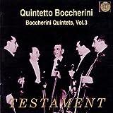 String Quintets Vol. 3 (Quintetto Boccherini)