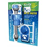 Next by Danco HFX120 HydroFix Water Saving Toilet Fill Valve and Flapper Kit