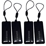4pcs SAMSUNG EZON Digital Door Lock Key Tag 13.56MHz RFID ISO14443 A Type for SHS-2320 SHS-2920 SHS-2621 SHS-6600 SHS-6601 SHS-6020 SHS-5120 SHS-P710 SHS-D500 SHS-G510 SHS-1320 SHS-1321 SHS-3120 SHS-3320 SHS-3420 SHS-P810 SHS-P910