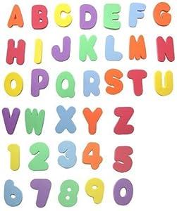 amazon com bright starts bath time foam letters