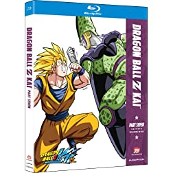 Dragon Ball Z Kai: Part Seven [Blu-ray]