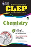 img - for CLEP Chemistry W/CD (REA) - The Best Test Prep for the CLEP book / textbook / text book