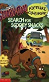 Search for Scooby Snacks (Scooby-Doo! Picture Clue Book, level 1)