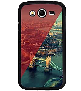 PRINTVISA London Case Cover for Samsung Galaxy Grand I9082
