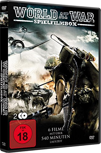World At War - Spielfilmbox [2 DVDs]