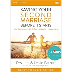 Saving Your Second Marriage Before It Starts: A DVD Study