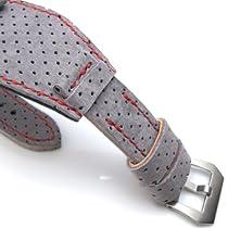 24mm 100% Handmade Military Style Panerai Replacement Watch Band