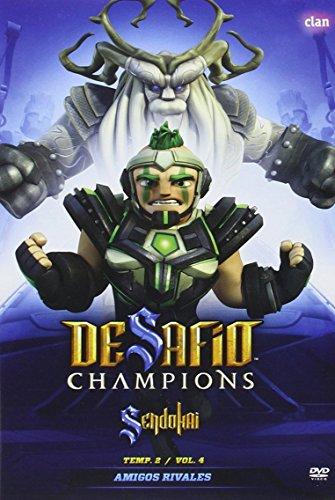 Desafio Champions Sendokai Temporada 2 Volumen 4 (Desafio Champions Sendokai compare prices)
