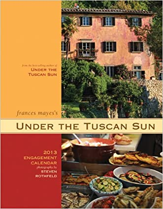 2013 Engagement Calendar: Under the Tuscan Sun